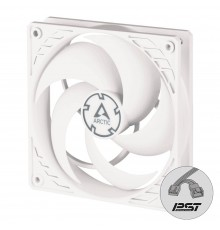 Arctic F12 PWM PST (White) - 120mm case fan with PWM control and PST cable