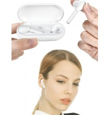 QCY T5 TWS WHITE True Wireless Gaming Earbuds 5.1 Bluetooth Headphones ENC IPX5 Speaker 6mm 5hrs
