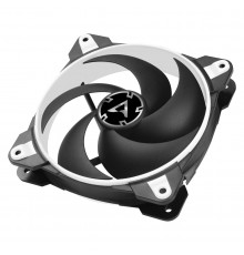 Arctic BIONIX P120 (WHITE) - Pressure-optimised 120 mm Gaming Fan with PWM PST