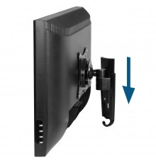 """Arctic W1A - Monitor Wall Mount with Quick-Fix System VESA mount 13""""-43"""" - 20Kg"""