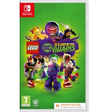 LEGO DC Supervillains (Code in a box) SWITCH