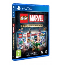 LEGO MARVEL COLLECTION (3-PACK) PS4