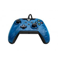 PDP Wired Controller - XΒΟΧ Series S|X  & PC - Mπλέ Camo