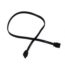"""HP OEM 19"""" SATA CABLE STRAIGHT CONNECTORS 611894-002"""