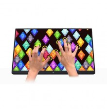 21.5 MULTITOUCH-LED 1920X1080 5MS 50M:1 200CD DP/HDMI/VGA S