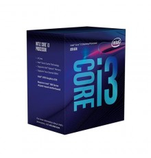 CPU INTEL COREI3 3.60GHz 4C/4T LGA1151 6MB BOX
