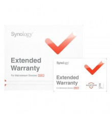 SYNOLOGY 2-YEAR WARRANTY EXTENSION FOR HIGH-END NAS