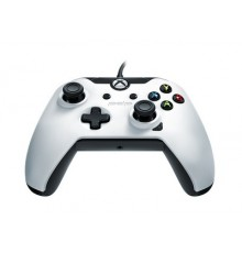 PDP Wired Controller - Xbox One & PC - Λευκό