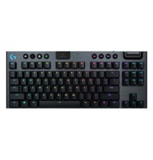 LOGITECH G915 TKL Lightspeed RGB Linear Low Profile  - Gaming Keyboard - Aσύρματο (US)